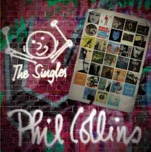 Phil Collins: The Singles, 3 CDs