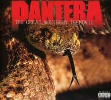 Pantera: The Great Southern Trendkill (20th Anniversary Edition), 2 CDs