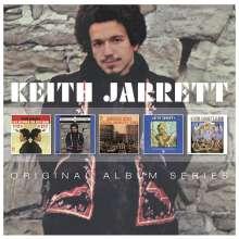 Keith Jarrett (geb. 1945): Original Album Series, 5 CDs