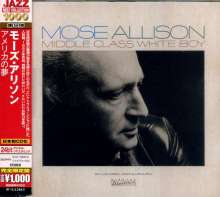 Mose Allison (1927-2016): Middle Class White Boy, CD