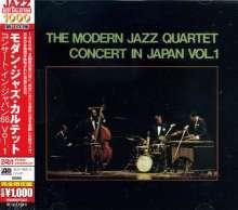 The Modern Jazz Quartet: Concert In Japan 1966 Vol.1, CD