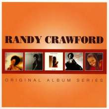 Randy Crawford (geb. 1952): Original Album Series, 5 CDs