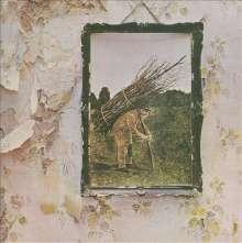 Led Zeppelin: Led Zeppelin IV (2014 Reissue) (remastered) (180g), LP