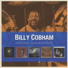 Billy Cobham (geb. 1944): Original Album Series, 5 CDs