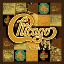 Chicago: The Studio Albums 1969 - 1978 (Limited Edition Boxset) (Remastered & Expanded), 10 CDs