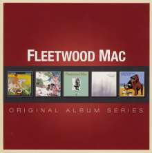 Fleetwood Mac: Original Album Series, 5 CDs