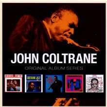 John Coltrane (1926-1967): Original Album Series, 5 CDs
