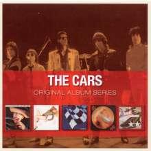 The Cars: Original Album Series, 5 CDs