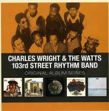 Charles Wright: Original Album Series, 5 CDs