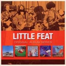 Little Feat: Original Album Series, 5 CDs