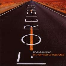 Foreigner: No End In Sight: The Very Best Of Foreigner, 2 CDs
