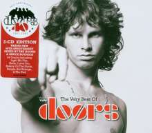 The Doors: The Very Best Of The Doors (40th Anniversary), 2 CDs