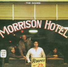 The Doors: Morrison Hotel: 40th Anniversary Edition (Expanded & Remastered), CD