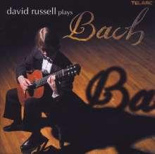 Johann Sebastian Bach (1685-1750): Gitarrenwerke BWV 998,1004,1006a, CD