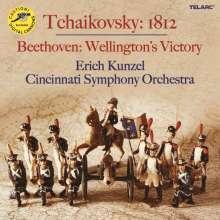 Ludwig van Beethoven (1770-1827): Wellingtons Sieg op.91, CD