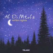 Al Di Meola (geb. 1954): Winter Nights, CD