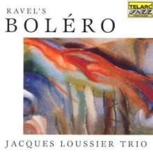 Jacques Loussier (1934-2019): Ravel's Bolero, CD