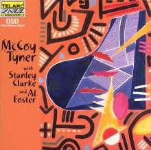 McCoy Tyner (1938-2020): McCoy Tyner With Stanley Clarke And Al Foster, CD