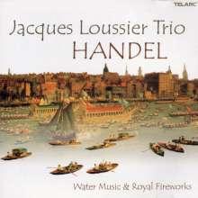 Jacques Loussier (1934-2019): Händel: Water Music & Royal Fireworks, CD