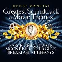 Henry Mancini (1924-1994): Filmmusik: Greatest Soundtrack & Movie Themes, 2 CDs