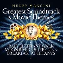Henry Mancini (1924-1994): Greatest Soundtrack & Movie Themes, LP