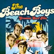 The Beach Boys: Greatest Surf Hits, LP