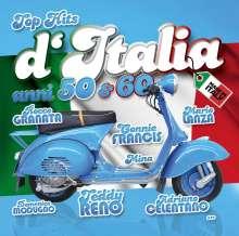 Top Hits D' Italia Anni 50 & 60, LP