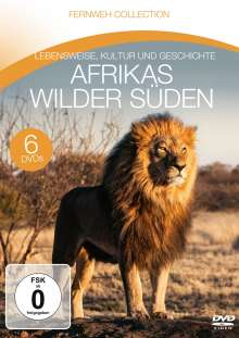 Afrikas wilder Süden (Fernweh Collection), 6 DVDs
