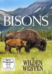 Bisons im Wilden Westen, DVD