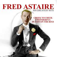Fred Astaire: His Greatest Hits, LP