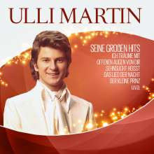 Ulli Martin: Seine großen Hits, CD