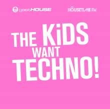 The Kids Want Techno, 2 CDs