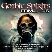 Gothic Spirits: EBM Edition 6, 2 CDs