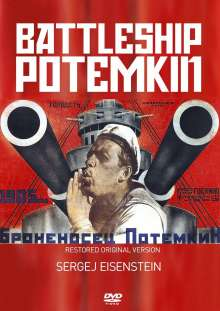 Battleship Potemkin, DVD