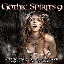 Gothic Spirits 9, 2 CDs