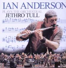 Ian Anderson: Ian Anderson Plays The Orchestral Jethro Tull, LP