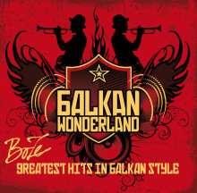Boze: Balkan Wonderland-Great, CD