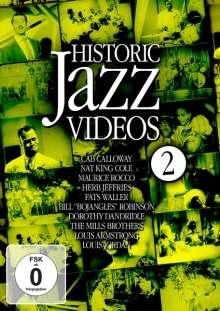 Historic Jazz Videos Vol. 2, DVD