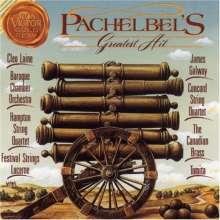 """Johann Pachelbel (1653-1706): Canon in D """"Pachelbel's Greatest Hit"""", CD"""