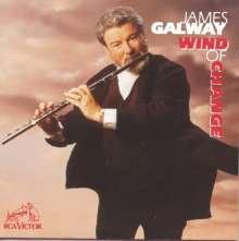 James Galway: Wind Of Change, CD