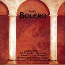 Maurice Ravel (1875-1937): Bolero (in 10 Versionen), CD