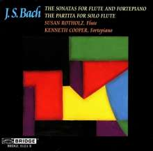 Johann Sebastian Bach (1685-1750): Flötensonaten BWV 1020,1030-1035, 2 CDs