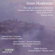 John Harbison (geb. 1938): Music of John Harbison Vol.1, CD