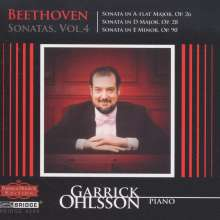 Ludwig van Beethoven (1770-1827): Klaviersonaten Vol.4, CD