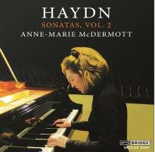 Joseph Haydn (1732-1809): Klaviersonaten H16 Nr.37,39,46,48, CD