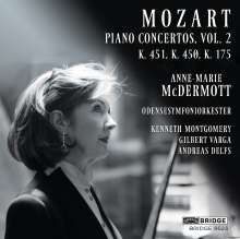 Wolfgang Amadeus Mozart (1756-1791): Klavierkonzerte Nr.5,15,16, CD