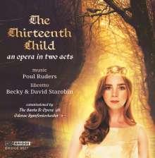 Poul Ruders (geb. 1949): The Thirteenth Child, CD