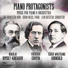 Erich Wolfgang Korngold (1897-1957): Klavierkonzert für die linke Hand op.17, CD