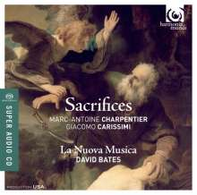 """Marc-Antoine Charpentier (1643-1704): Motette """"Le Reniement de St Pierre"""", Super Audio CD"""