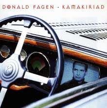 Donald Fagen: Kamakiriad, CD